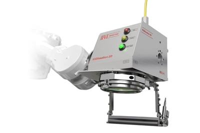 Remote processing head for EV battery laser welding