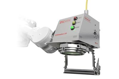Remote processing head for EV battery laser welding