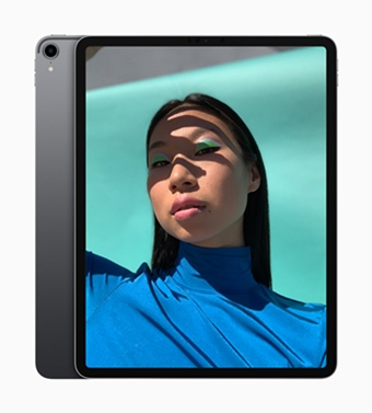 iPad Pro: now with Face ID