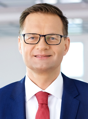 Stefan Traeger, Jenoptik's President and CEO.