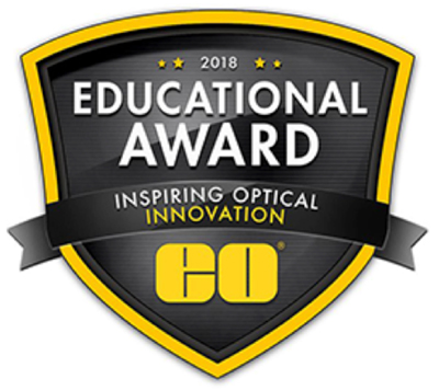 Winners: Edmund Optics has announced recipients of its 2018 Educational Awards.