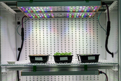 Osram's Phytofy RL connected horticulture research lighting system.