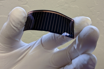 Flexible solar: Alta's GaAs-based cells