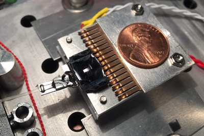 Quantum sensor development at NIST