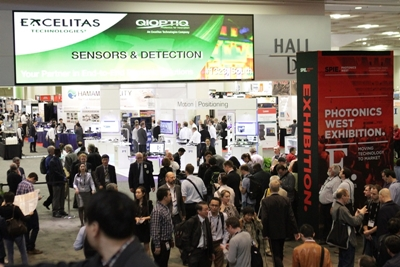 Excelitas at Photonics West