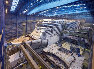 Shipshape: More efficient, cheaper laser welding of thick me<em></em>tal for shipbuilding.