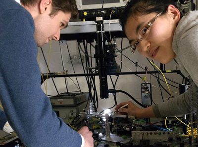 The researchers have developed optical memory with more than 32 states.