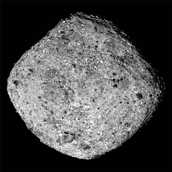 Closing in: the latest view of asteroid Bennu from OSIRIS-REx