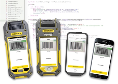 Cognex' new barcode readers