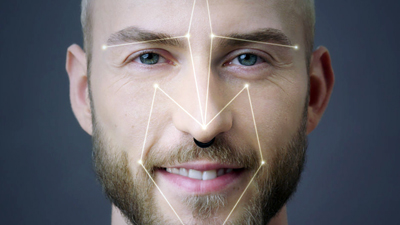 It's you: 940 nm light sources can now be used, improving facial recognition.