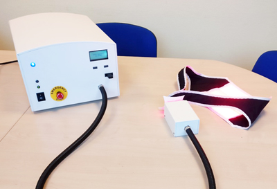 Economical: The Fluxmedicare laser system costs around €5,000.