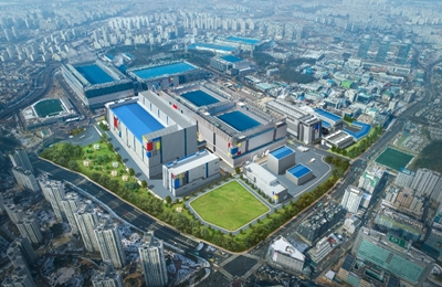 $6BN EUV fab: Samsung breaks ground