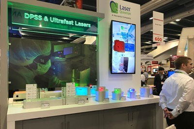 Laser Quantum at Photonics West