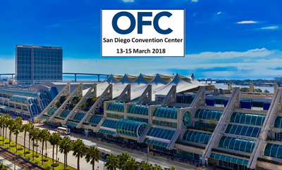 OFC 2018: Hundreds of exhibitors, thousands of talks.