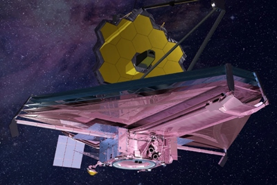 Delayed service: the Jame Webb Space Telescope