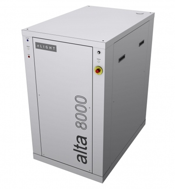 nLight's high-power 'alta' fiber laser