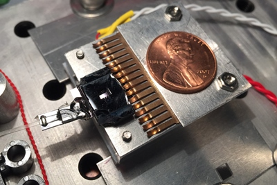 Chip-scale sensing