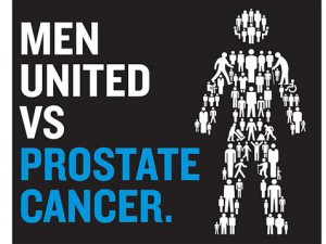 UK prostate cancer awareness ad.