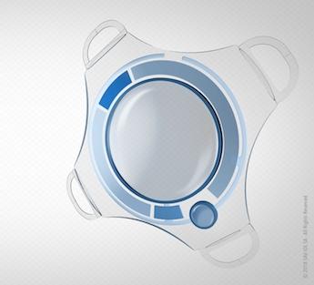 Novel design: intraocular lens with auto-focus