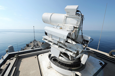USS Ponce successfully demonstrated its 30kW laser weapon system.