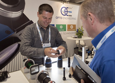 Expo presents the largest array of machine vision solutions in North America.