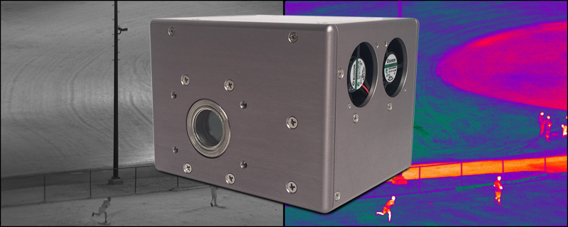 Stepping up to the plate: Lockheed Martin's new µLAD dual-band IR camera core offers two high-speed, high-resolution sensors in one compact package.