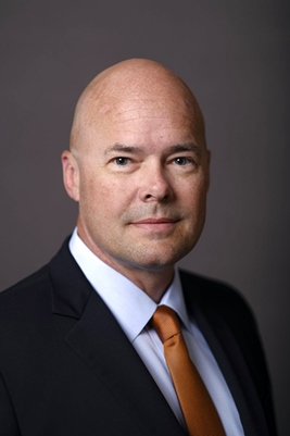 Signed up: FLIR CEO James Cannon