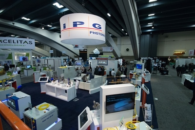 IPG at Photonics West