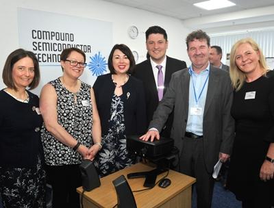 Photonics tech meets politics at CST Global's technology day