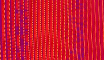Cosmic barcode