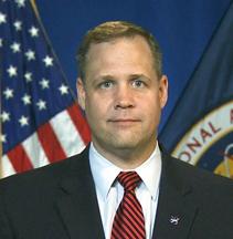 NASA Administrator Jim Bridenstine.