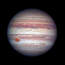 Jupiter is on the JWST list of targets.