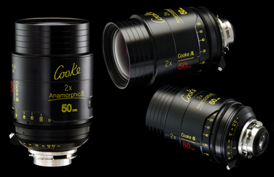 Cooke's Anamorphic /i lens correct aberrations well over the entire image area.