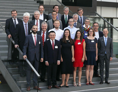 The Tenth Berthold Leibinger Innovationspreis Prize Winners.