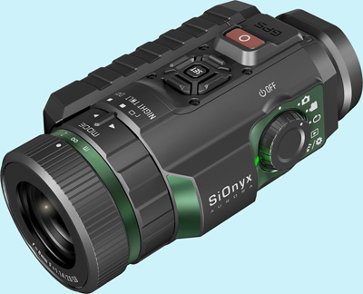 Aurora is based on SiOnyx's Ultra Low Light technology.