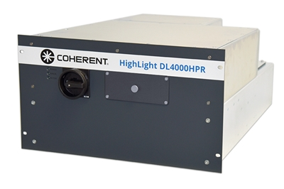 4kW diode laser system