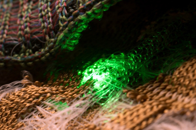 Soft fabrics: MIT and AFFOA's wearable fibers with embedded electronics.