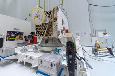 BepiColombo payload
