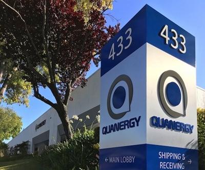 Quanergy's Sunnyvale site