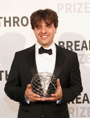 Optogenetics pioneer Karl Deisseroth