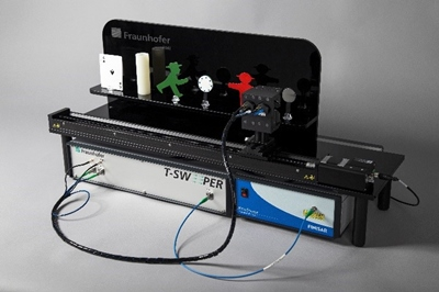 'T-Sweeper': CW terahertz scanner