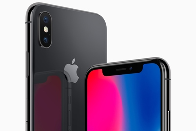 iPhone X: VCSELs inside