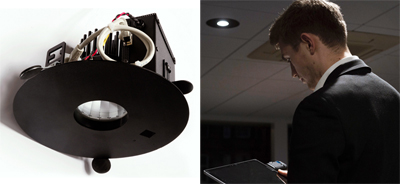 pureLiFi worked with BT to deploy LiFi technology in BT's Adastral Park facility.