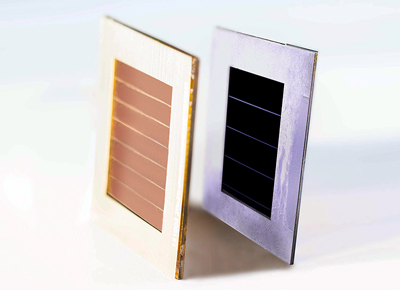 imec's combination of solar technologies maximises conversion.